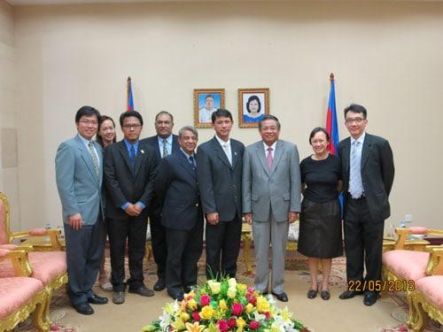 Cambodia Mission