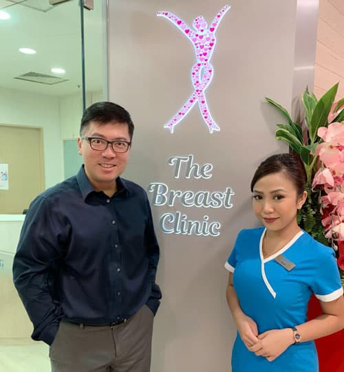 The Breast Clinic Opening